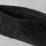 Black Pearl Clutch
