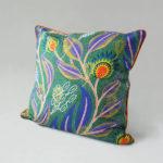 African-pillow-green01
