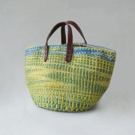 Yellow-sisal-shopping-tote