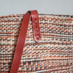 Burnt-orange-grey-white-sisal-tote-detail